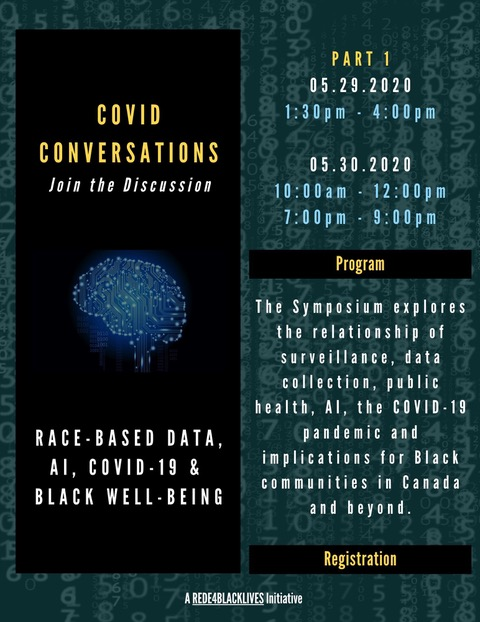 COVID Symposium Discussants