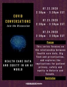 COVID Conversations